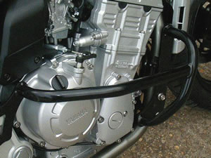 Yamaha FZS1000 Fazer (2000-2006) Engine Bars In Black