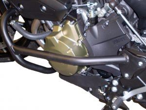 Yamaha XJ6 & Diversion (2009-2012) Engine Bars In Black