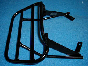 Honda CB500 (1993-2003) Luggage Carrier/Top Box Rack In Black
