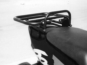 Honda CBR600FV/FW (1996-1997) Luggage  Carrier/Top Box Rack In Black
