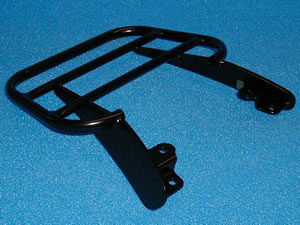 Honda CB600 Hornet (Up To F6 2006 Model) Luggage Carrier/Top Box Rack In Black