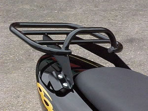 Honda CBR600FX-F6 (Nov 98- 2005) Luggage Carrier/Top Box Rack In Black