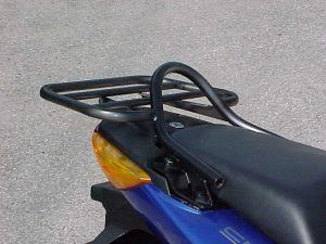 Honda CBF500/600/1000 (04-08/04-13/06-11) Luggage Carrier/Top Box Rack In Black