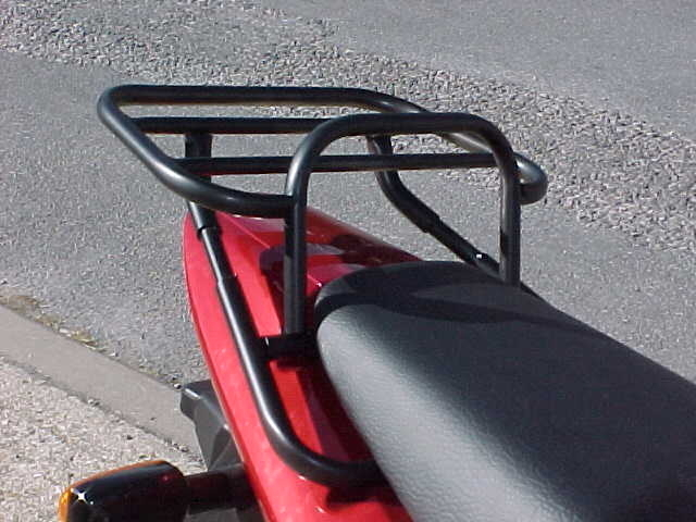 Honda CBF250 Carrier In Black