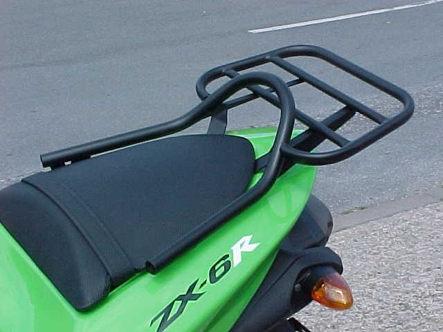 Kawasaki ZX6R/ZX636 C (2005-2006) Carrier In Black