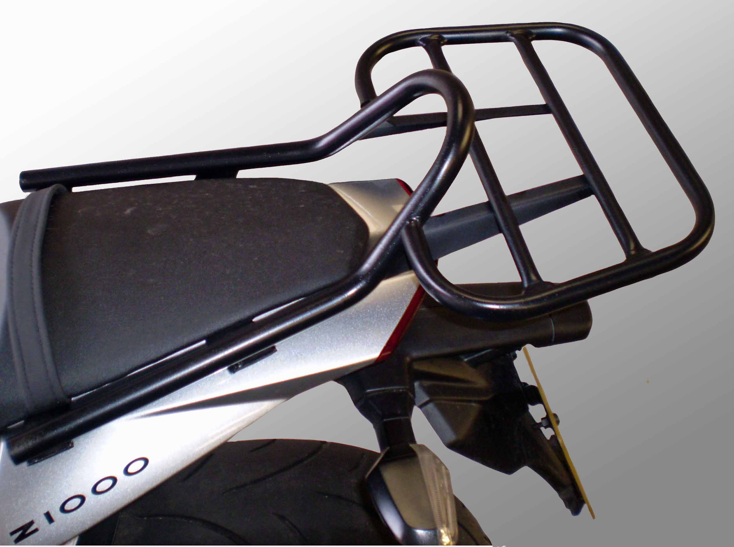 Kawasaki Z1000 D Models (including Special Edition) (2010-2013) Luggage Carrier In Black