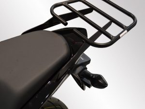 Honda CB500F/CBR500R (2013-2016) Luggage Carrier/Top Box Rack In Black