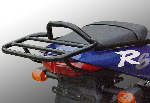 Yamaha YZF R6 (1998-2000) Luggage Carrier In Black