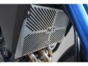 Yamaha MT09 Tracer (2015- ) Radiator Grill In Black
