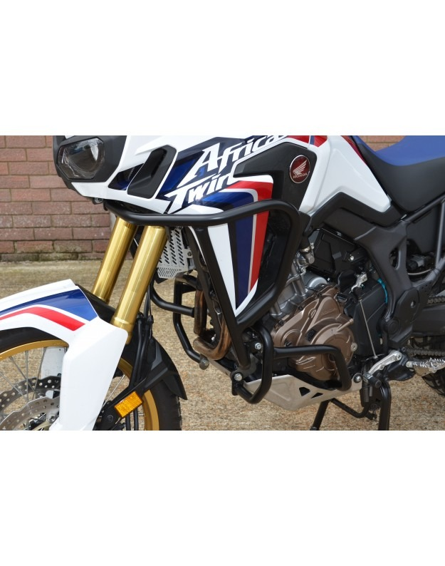 Honda CRF1000L Africa Twin ABS (Dec'15-2019) Front Cowl Guard In Black
