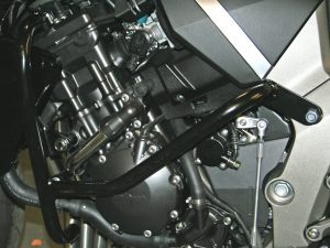 Honda CB1000R (2008-2016) Engine Bars In Black