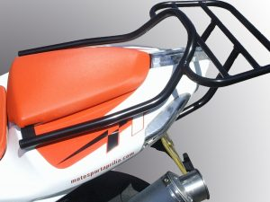 Aprilia RSV1000 Mille/Tuono (2007 Onwards) Luggage Carrier In Black