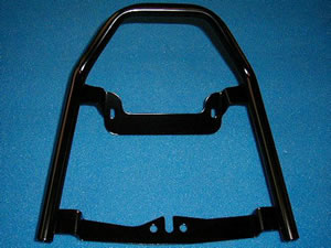 Yamaha YZF R1 (2000-2001) Pillion Grab Rail In Black